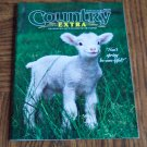 COUNTRY EXTRA May 1999 Back Issue Outdoor Magazine