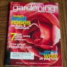 GARDENING How To March April 2004 Back Issue Magazine Roses Container Gardens