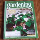 GARDENING How To March April 2001 Back Issue Magazine Fleeting Beauty