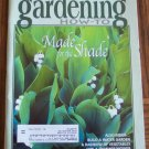 GARDENING How To May June 2000 Back Issue Magazine Made For The Shade