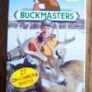 Buckmasters Action Bucks of 2001 Bow Shotgun Muzzleloader Rifle Hunts VHS Video