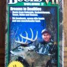 Realtree Monster Bucks VII Volume Two Bow Shotgun Muzzleloader Rifle Hunts VHS Video
