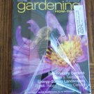 New GARDENING How To July August 2002 Back Issue Magazine Bee Friendly Gardens