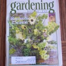 GARDENING How To March April 1999 Back Issue Magazine Bouquets for the Season