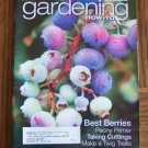 GARDENING How To May June 2002 Back Issue Magazine Best Berries
