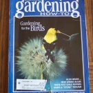GARDENING How To September October 1999 Back Issue Magazine Birds Stone Trough