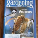 GARDENING How To November December 2000 Back Issue Magazine Winter Visitors Birds