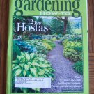 GARDENING How To May June 2001 Back Issue Magazine Hostas