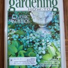 GARDENING How To March April 2000 Back Issue Magazine Container Gardens