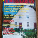Flower & Garden November 1993 Back Issue Magazine Gardening Flowers Wild Critters