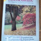 HORTICULTURE November 1992 Back Issue Magazine Gardening