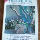 HORTICULTURE December 1992 Back Issue Magazine Gardening
