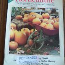 HORTICULTURE October 1992 Back Issue Magazine Gardening