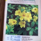 HORTICULTURE January 1993 Back Issue Magazine Gardening