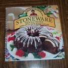 The Pampered Chef MORE STONEWARE SENSATIONS Baking The Family Heritage Collection