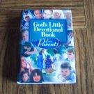 GOD'S LITTLE DEVOTIONAL BOOK FOR PARENTS Inspirational Devotional Christian Honor Books