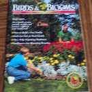BIRDS & BLOOMS 36 page Sampler Issue Back Issue Outdoor Magazine