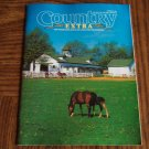 COUNTRY EXTRA March 1996 Back Issue Outdoor Magazine