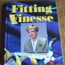 Fitting Finesse Nancy Zieman Hardcover Sewing Book location143