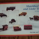Matchbox and Lledo Toys Dr Edward Force Price Guide and Variations List Book location143