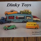 Dinky Toys Dr Edward Force Price Guide Book Schiffer Publishing location143