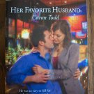 Her Favorite Husband Caron Todd Harlequin Superromance  Romance Novel