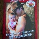 Vicki Lewis Thompson The Colorado Kid Temptation Harlequin Romance 780 April 2000