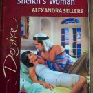 Sheikh&#39;s Woman Alexandra Sellers Desire Silhouette Romance 1341 Jan 01
