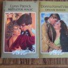 Dream Maker Donna Vitek Mistletoe Magic Lynn Patrick Candlelight Ecstacy Romance Novel
