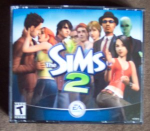 The Sims 2 EA Games Computer Software Game Windows location2