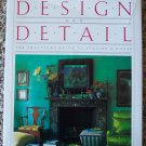 Tricia Guild's Design and Detail The Practical Guide to Styling a House Coffee Table Book
