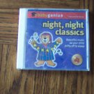 Baby Genius Night Night Classics Instrumental Series ~ Music CD