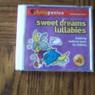 Baby Genius Sweet Dreams Lullabies Instrumental Series ~ Music CD