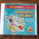 Baby Genius Dreamtime Lullabies Instrumental Series ~ Music CD