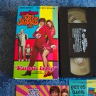Austin Powers The Spy Who Shagged Me Mike Myers Heather Graham Comedy Vhs Tape Video