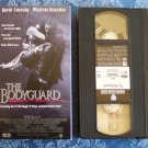 The Bodyguard Kevin Costner Whitney Houston Action Drama Romance Vhs Tape Video