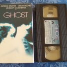 Ghost Patrick Swayze Demi Moore Whoopi Goldberg Drama Romance Vhs Tape Video