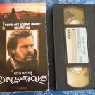 Dances With Wolves Kevin Costner Winner of 7 Academy Awards Drama Vhs Tape Video Loc2M