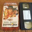 Lightning Jack Paul Hogan Cuba Gooding Jr Beverly D'Angelo Comedy VHS Movie 2M