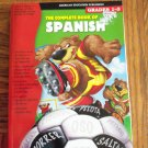 American Education Publishing The Complete Book of Spanish Grades 1-3 Textbook location101