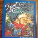 One Wintry Night Ruth Bell Graham Children's Storybook