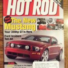 Hot Rod February 2004 The New Mustang Back Issue Magazine