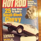 Hot Rod August 2002 Small Block Chevy Back Issue Magazine 1M