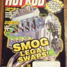 Hot Rod July 2000 SMOG Legal Swaps LS1 Pontiac Back Issue Magazine 1M