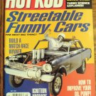 Hot Rod May 2001 Streetable Funny Cars Back Issue Magazine 1M