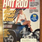 Hot Rod May 2002 Best Bolt Ons Barry Grant's Demon Carb Back Issue Magazine 1M