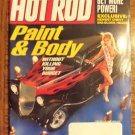 Hot Rod April 2002 Paint and Body Back Issue Magazine 1M