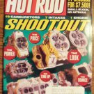 Hot Rod January 2002 Multi-Carb Shootout Back Issue Magazine 1M
