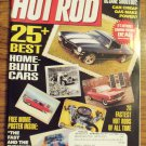 Hot Rod December 2001 25 Best Home Built Cars Back Issue Magazine 1M