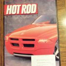 Hot Rod December 1996 Time Warp Nova Back Issue Magazine 1M